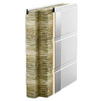 Сендвіч-панелі стінові USP, мінеральна вата