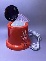 Стерилізатор кварцовий кульковий для інструментів червоний