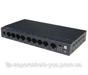 SF9P-HM 8-портовий PoE комутатор UTEPO