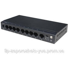 SF9P-HM 8-портовый PoE коммутатор UTEPO