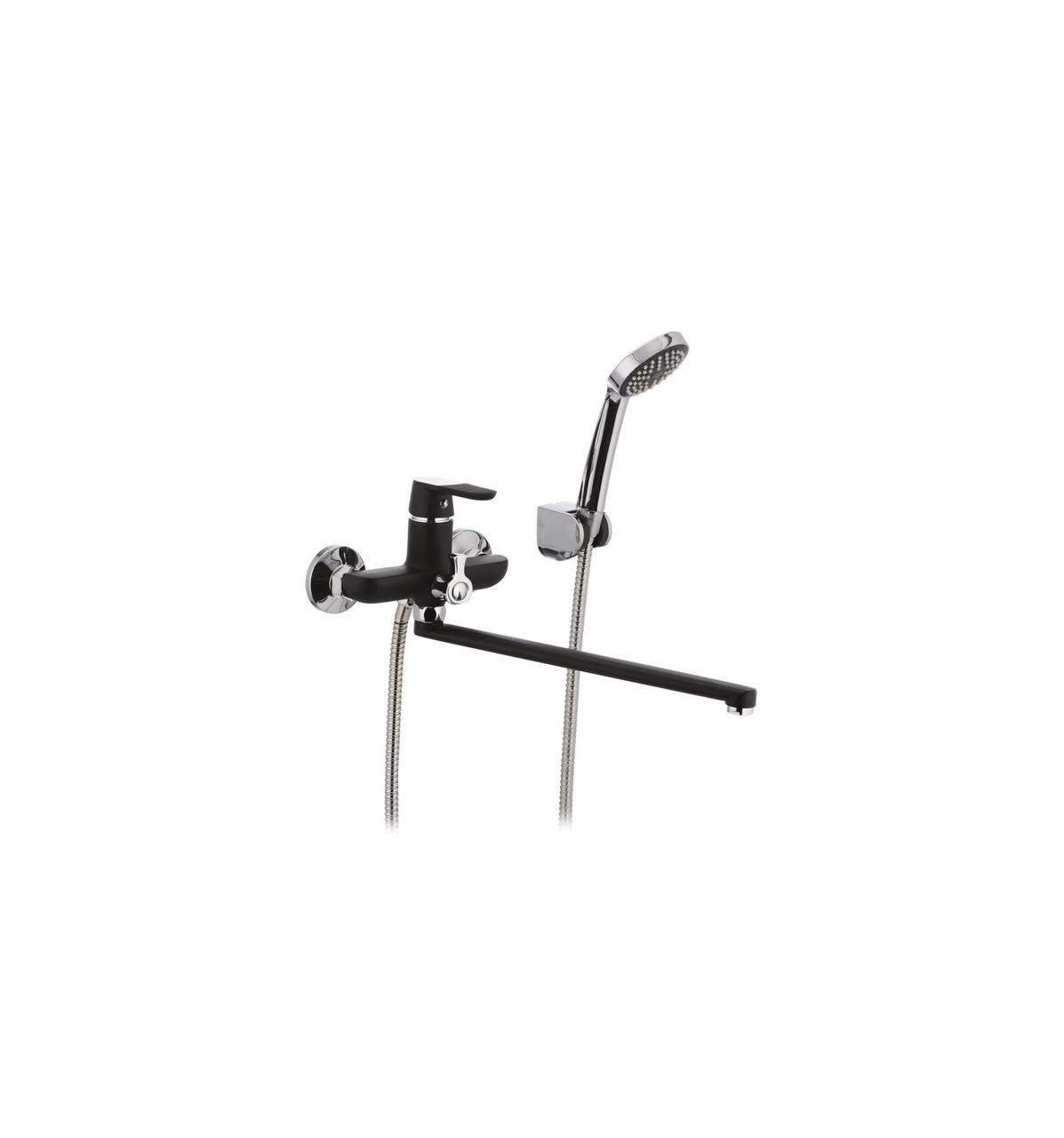 Змішувач для ванни MX PREMIUM TIGER 006 EURO (BLACK)