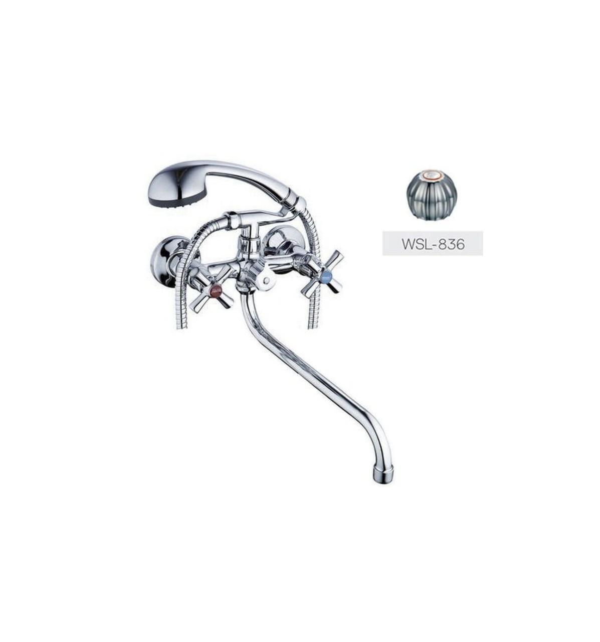 Смеситель для ванны  ZX DMT-A836