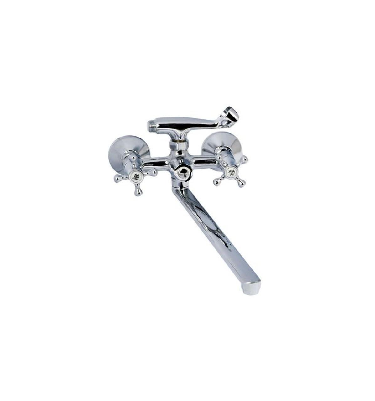Смеситель для ванны 140 Mayfair резина