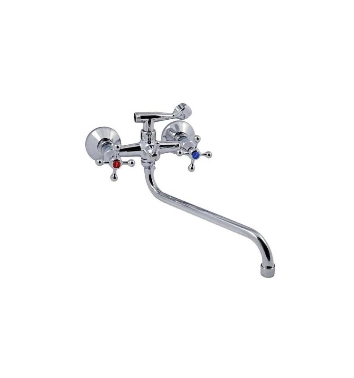 Змішувач для ванни 143 Master резина