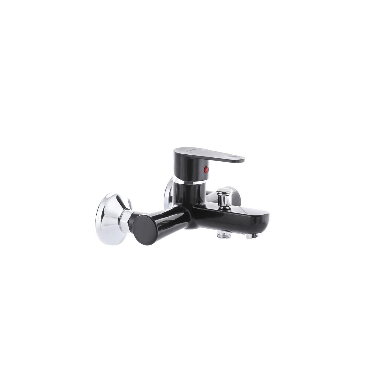 Змішувач для ванни PLAMIX VEGA-009 Black