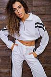 Костюм спортивний жіночий вільний (3 кольори, р. S-M UNI), фото 5