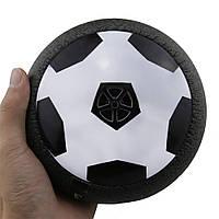 Літаючий футбольний м'яч Hover Ball (11см) чорний