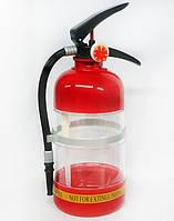 Диспенсер для напоїв Вогнегасник, фото 1