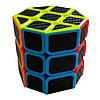 Кубик Рубика Цилиндр карбон