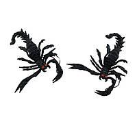 Декор висячий Похмурий Жнець (65см) чорний з сірим 10254