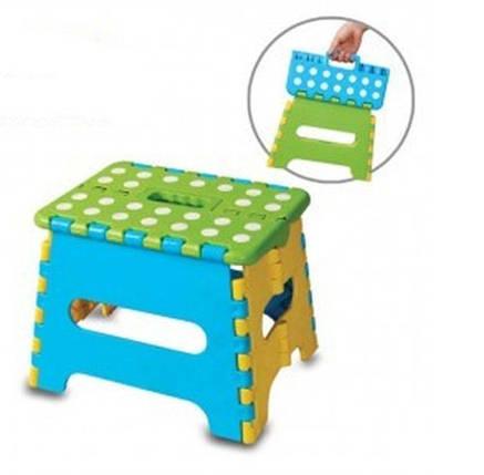 Дитячий розкладний стільчик для малюків, фото 2