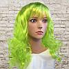 Перука Хвилястий (зелений)