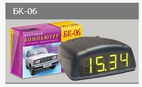 БК-06 — электронный тахометр и бортовой компьютер