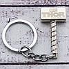 Брелок СГМТ 5008 Молот Тора (серебро)