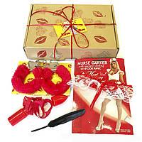 """Подарунковий еротичний набір """"Love Box"""" 18+, фото 1"""