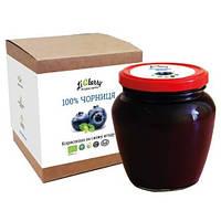 Чорнична паста LiQberry дієтична добавка 550 г