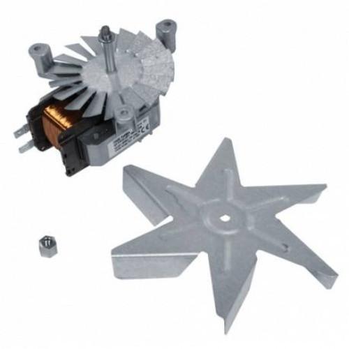Двигун (мотор) вентилятора конвекції для коптильні