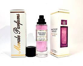 Женский аромат Amethyst violet Morale Parfums (Аметист Виолет Морал Парфюм) 30 мл