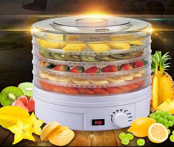 Электрическая овощесушилка Rainberg RB-912 сушилка сушка для овощей фруктов трав грибов