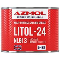 Смазка AZMOL LITOL-24 0,4кг