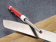 Мусат стальной с алмазным покрытием для инструментов PARKSIDE 19.5 см, фото 3