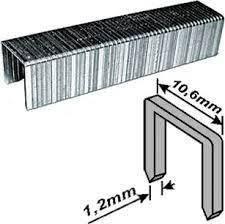 СКОБЫ 10,6*1,25мм - тип 140 (G/11)