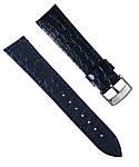 Ремінець для годинника з шкіри високої якості розмір 20 мм, фото 2