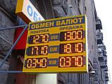 Табло обмін валют 760х680 мм, фото 4
