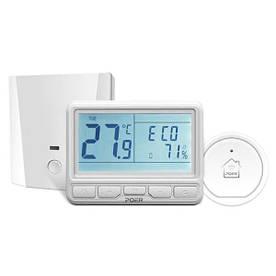 Wifi термостат Poer PTC16 бездротовий з терморегулятором для теплої підлоги, електрокотла, або конвектора