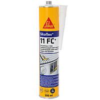 Полиуретановый клей-герметик Sikaflex 11 FC + Бежевый 300 мл, фото 1