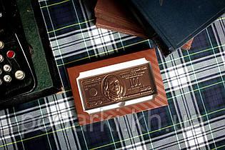 Шоколадные деньги 100 долларов к 14 октября