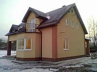 Фасады с утеплением