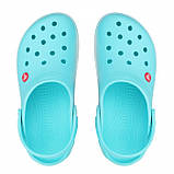 Сабо Крокси Crocs Crocband Pool, фото 2