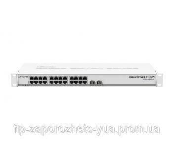 CSS326-24G-2S+RM 24-портовий керований комутатор