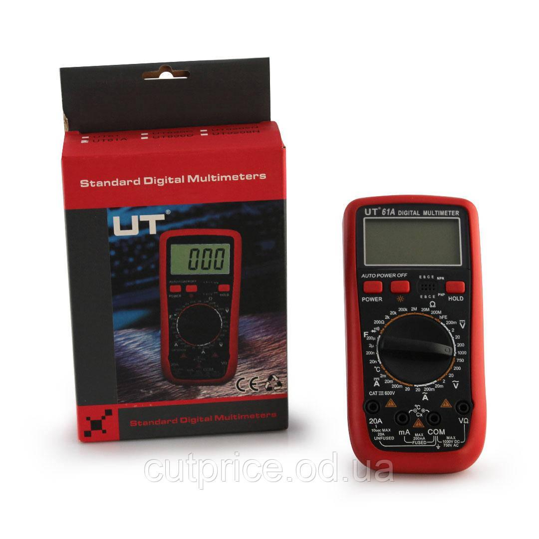 Мультиметр DT UT 61A (40) в уп. 40шт.