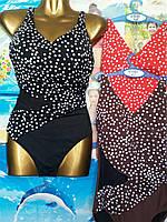 Купальник женский слитный Atlantic размер батал 42-50,цвет уточняйте при заказе