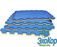 М'яка підлога пазл Lanor Спорт (500*500*20 мм), фото 1