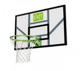 Баскетбольный щит Galaxy Exit Toys с кольцом и сеткой