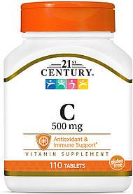 21st Century Vitamin C 500 (110 tab)