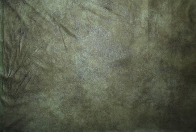 Искусственная замша хаки, фото 2