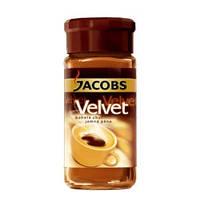 Растворимый кофе JACOBS Velvet (Якобс Вельвет) 200г