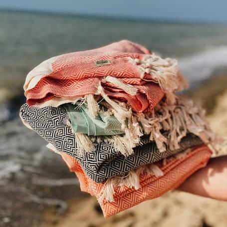 Пляжные коврики и полотенца