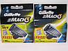 Кассеты Gillette Mach 3 8+2 шт (  Жиллет Мак 3 оригинал 8+2 шт)