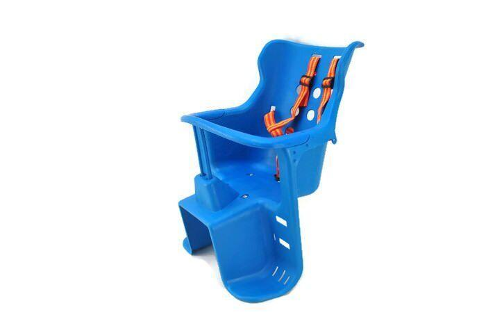 Дитяче велокрісло, сидіння для перевезення дітей на багажник