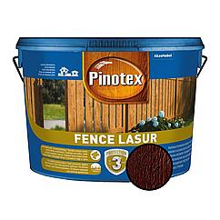 Деревозахист для пиляних дерев'яних поверхонь Pinotex Fence Lasur тік 10л