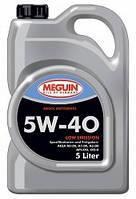 MEGUIN Моторное масло (синтетическое) LOW EMISSION 5W-40