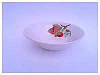 Миска керамика большая с рисунком(ассортимент), фото 1