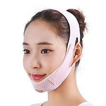 Маска для обличчя з 3d ефектом ліфтингу Face Lift up belt