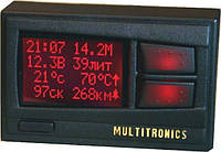 Маршрутный компьютер Multitronics Comfort Х10 ВАЗ 2110,ВАЗ 2111,ВАЗ 2112