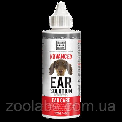 Засіб для догляду за вухами собак Reliq 120 мл, фото 2